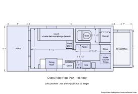 Tiny House Floor Plans Amazing Cottage House Plans  Cabins Plans        Tiny House Floor Plans Wonderful