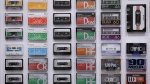 Once an '<b>80s</b> staple, <b>cassette tapes</b> are making a comeback ...