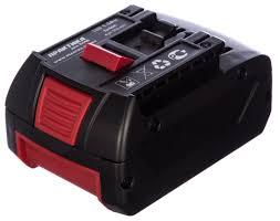 <b>Аккумулятор для BOSCH</b> 18 В, 1.5 Ач, <b>Li</b>-<b>ION</b>, блистер ПРАКТИКА ...