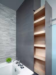 architecture bathroom toilet: get a hutch original todd best custom bathroom slide out storagejpgrendhgtvcom