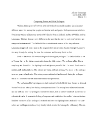 romeo and juliet essay writing romeo and juliet essay on fate conclusion kidakitapcom