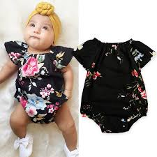 <b>2017 Baby girls Clothes</b> baby girls bodysuit Newborn Baby Clothes ...