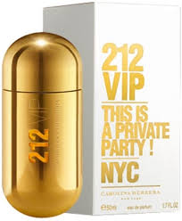 <b>Carolina Herrera 212</b> VIP EdP 50ml in duty-free at airport Irkutsk