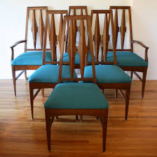 broyhill dining table and chairs