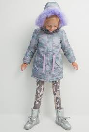 Верхняя <b>одежда</b> для девочек Acoola