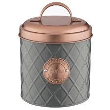 <b>Емкость для хранения кофе</b> copper lid 1 л 1401.656V — купить в ...