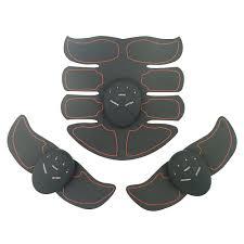 <b>Muscle Stimulator EMS</b> Trainer <b>Wireless</b> Abdominal Muscle ...