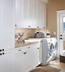 small laundry rooms usually lack hanging space bright modern laundry room
