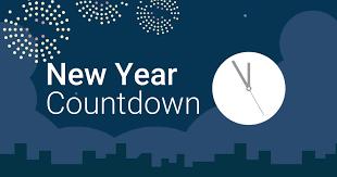 Year 2020 Countdown Around The World