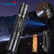 dog walking 2 modes tactical for EDC <b>TrustFire L2 mini</b> flashlight ...
