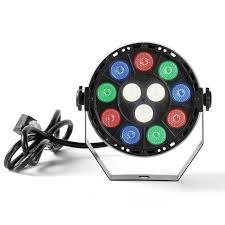 Donner DMX512 <b>LED Par</b> Can <b>Stage Spotlight</b> Light DL-6 for KTV ...