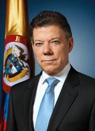 Juan Manuel Santos graduated from the Naval School of Cartagena in 1969 and continued in the Colombian Navy, obtaining a BA and finishing as a Naval Cadet. - 1703_b