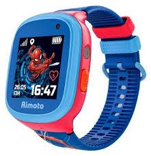 Детские умные <b>часы</b> Aimoto <b>Marvel</b> Человек-паук — купить по ...