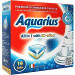 Купить <b>Таблетки</b> для посудомоечной машины (<b>ПММ</b>) <b>Aquarius</b> All ...