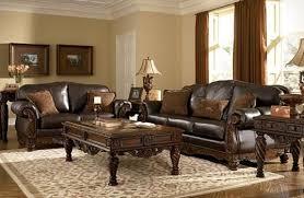 north shore dark brown sofa brown furniture wall color