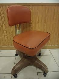 vintage mid century office sturgis posture chair chair mid century office