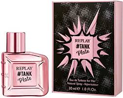 <b>Replay</b> #<b>TANK Plate</b> Eau de Toilette for 30 ml: Amazon.co.uk: Beauty