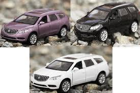 Купить машина HOFFMANN металлическая Buick <b>Enclave</b>, 1:43, в ...