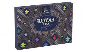 <b>Чай Richard</b> Royal tea collection <b>ассорти</b> в пакетиках подарочный ...