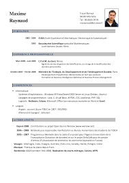 francais curriculum vitae template best business template cv francais by niusheng11 utij9mhq
