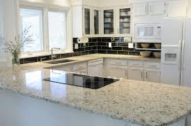 kitchen cabinets paint glazewilliam pepper light modern kitchen with custom quartz countertops rockwell