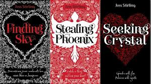Benedicts (Books 1 - 3) Finding Sky, Stealing Phoenix, Seeking Crystal  - Joss Stirling