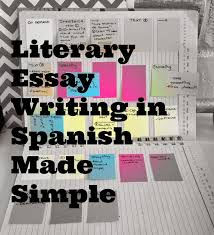 Spanish essays are similar to English essays  That is in regards to their structure  components and organization  The beauty of a Spanish essay lies in     cause and effect essay examples Source