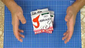 <b>Daiwa</b> J-Braid 8x - Возможно лучший бюджетный плетеный шнур ...