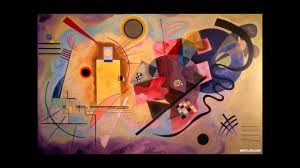 <b>Wassily Kandinsky</b> cover by Mozart Piano concerto No.23 A major ...