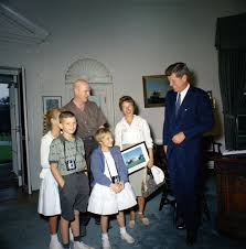 kn c president john f kennedy meets one millionth white president john f kennedy meets one millionth white house or for 1961