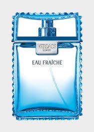 <b>Versace Eau Fraîche</b> 100 ml for <b>Men</b> | US Online Store