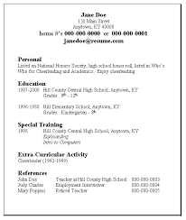 Aaaaeroincus Magnificent Free Resume Templates With Enchanting Resume Template Classic Resume Template And Outstanding Professional Profile Resume Examples