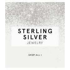 Sterling <b>Silver Jewelry</b> | Kay