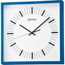 Японские <b>настенные часы Seiko</b>