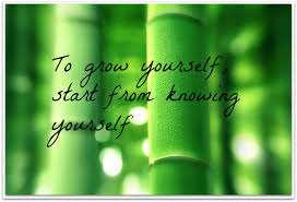 beautiful growth quotes and sayings to grow yourself start by knowing yourself