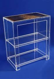 clear acrylic side table acrylic perspex furniture