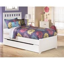 signature design by ashley lulu twin bed with storagetrundle ashley leo twin bedroom set