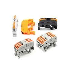 <b>SPL</b>-<b>1 PCT</b>-121 <b>Rail</b> Type Quick Connection Terminal Press Block ...