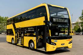 vdl bus coach vdl bus coach delivers first citea low floor vdl bus coach vdl bus coach delivers first citea low floor double decker to bvg