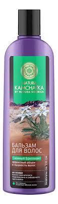<b>Бальзам</b> для волос Снежный бриллиант <b>Natura Kamchatka</b> 280мл