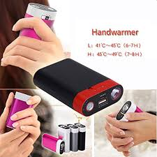 Ewarmer <b>Hand Warmers</b> Rechargeable, Elect- Buy Online in ...