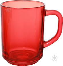 ᐉ <b>Чашка</b> для чая <b>Enjoy</b> Red 250 мл <b>Pasabahce</b> • Купить в Киеве ...