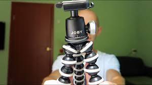Гибкий <b>штатив Joby Gorillapod</b> Zoom - YouTube