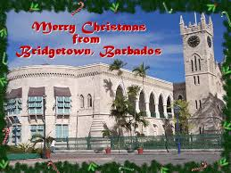 Image result for images of Christmas in Barbados