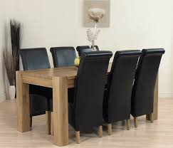Genuine Leather Dining Room Chairs Full Size Of Stylish Black Ikea Esbjorn Chair Decorative Touch For