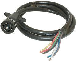 trailer wiring kit 7 pin trailer image wiring diagram 7 blade trailer connector wiring diagram wirdig on trailer wiring kit 7 pin