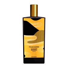 <b>Italian Leather</b> Eau de Parfum   Parfum de Luxe   <b>Memo</b> Paris ...