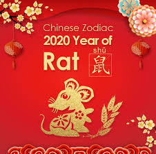 Year of the Rat (2020,1996,1984, 1972, 1960) : Zodiac Luck ...