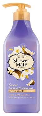 Купить <b>Гель</b> для <b>душа Shower Mate</b> Кокос и белый чай по ...