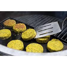 <b>Лопатка</b> BBQ для гриля <b>Big Green Egg</b>, нержавеющая сталь от ...